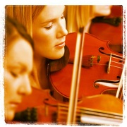 Polly string quartet