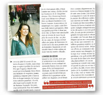 Marie Claire - City life