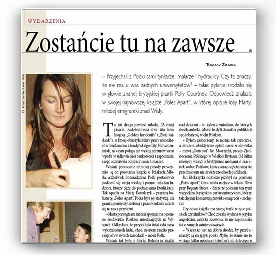 Polski Express - Changing perceptions