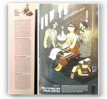 Wired Magazine - How to Publish a Book - http://www.wired.co.uk/magazine/archive/2013/12/how-to/self-publish-your-novel