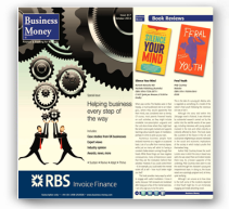 Business Money - Feral Youth reads like a portent of the future in the UK