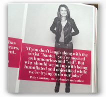 Marie-Claire - 2014 is the Year of Feminism