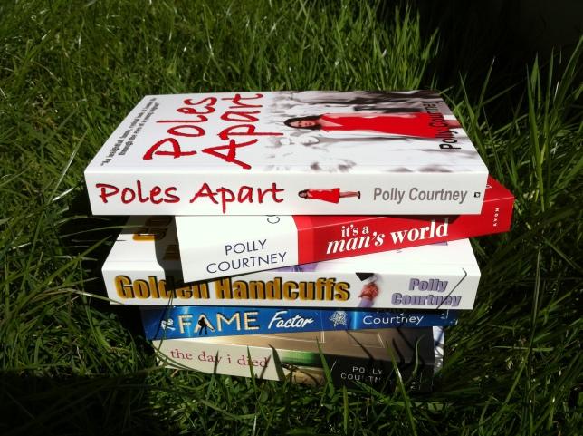 Polly books set